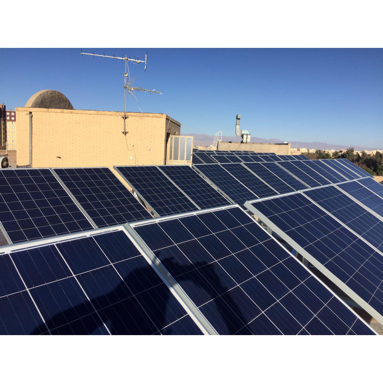 پنل های خورشیدی 1