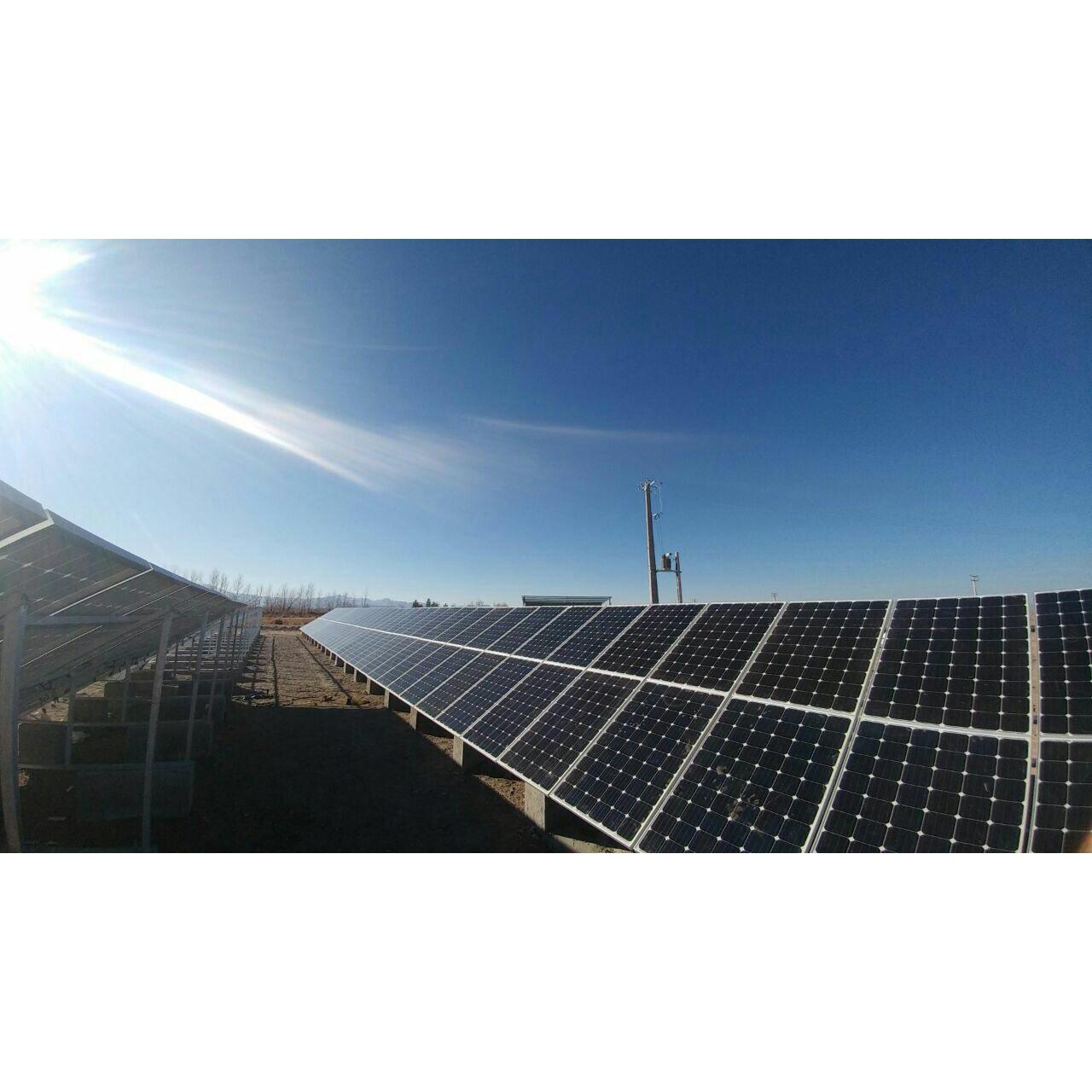 پنل های خورشیدی 5